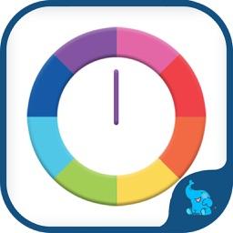 Crazy Wheel - Color Wheel