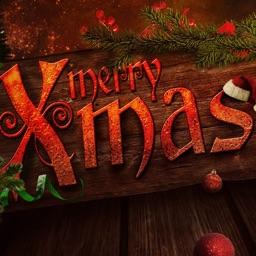 Christmas & New Year Photo Frames HD