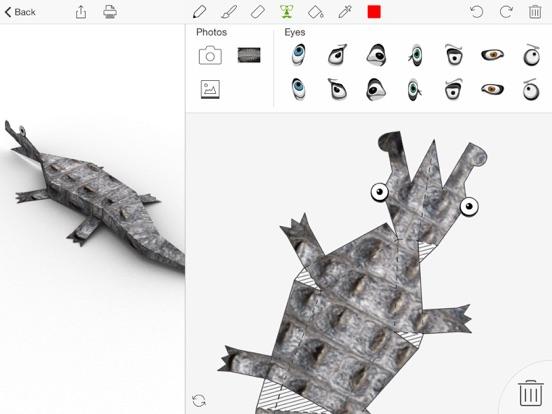 Foldify Zoo - Create & Printのおすすめ画像4