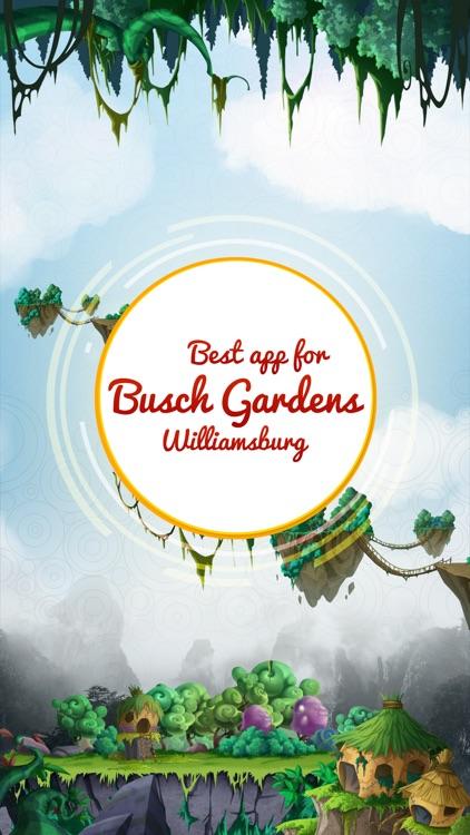 The Best App for Busch Gardens Williamsburg