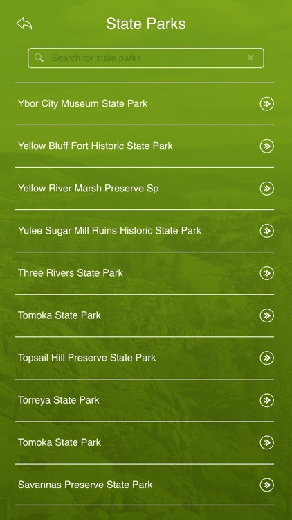Florida State Parks Guide screenshot-2