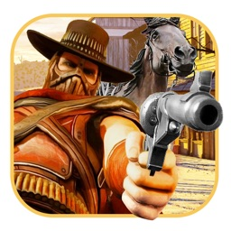 American Western Horse Sheriff:Criminal 3D Shooter