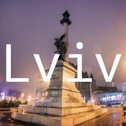 hiLviv: Offline Map of Lviv (Ukraine)