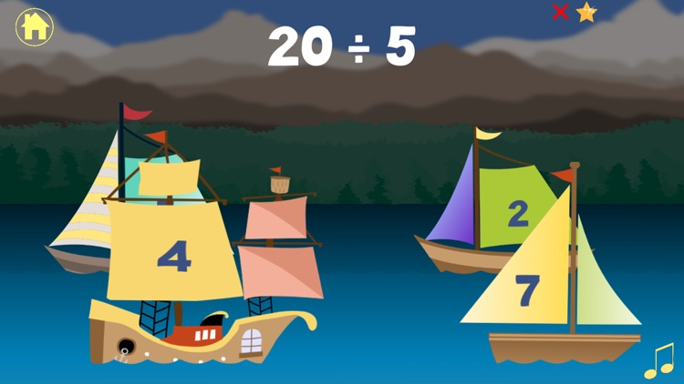Math Quiz : Arithmetic Practice Game For Kids