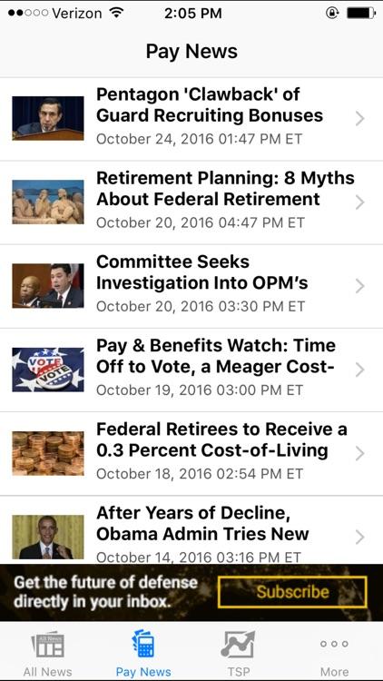 Government Executive screenshot-4