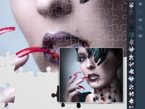 Jigsaw Puzzles Gothic - náhled