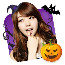 Halloween Sticker Camera : Top Photo Editor Free