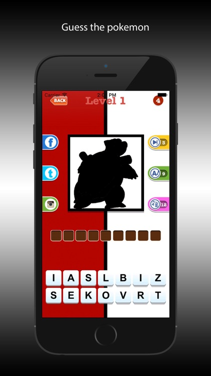 Monster Guess Quiz for Pokemon screenshot-3