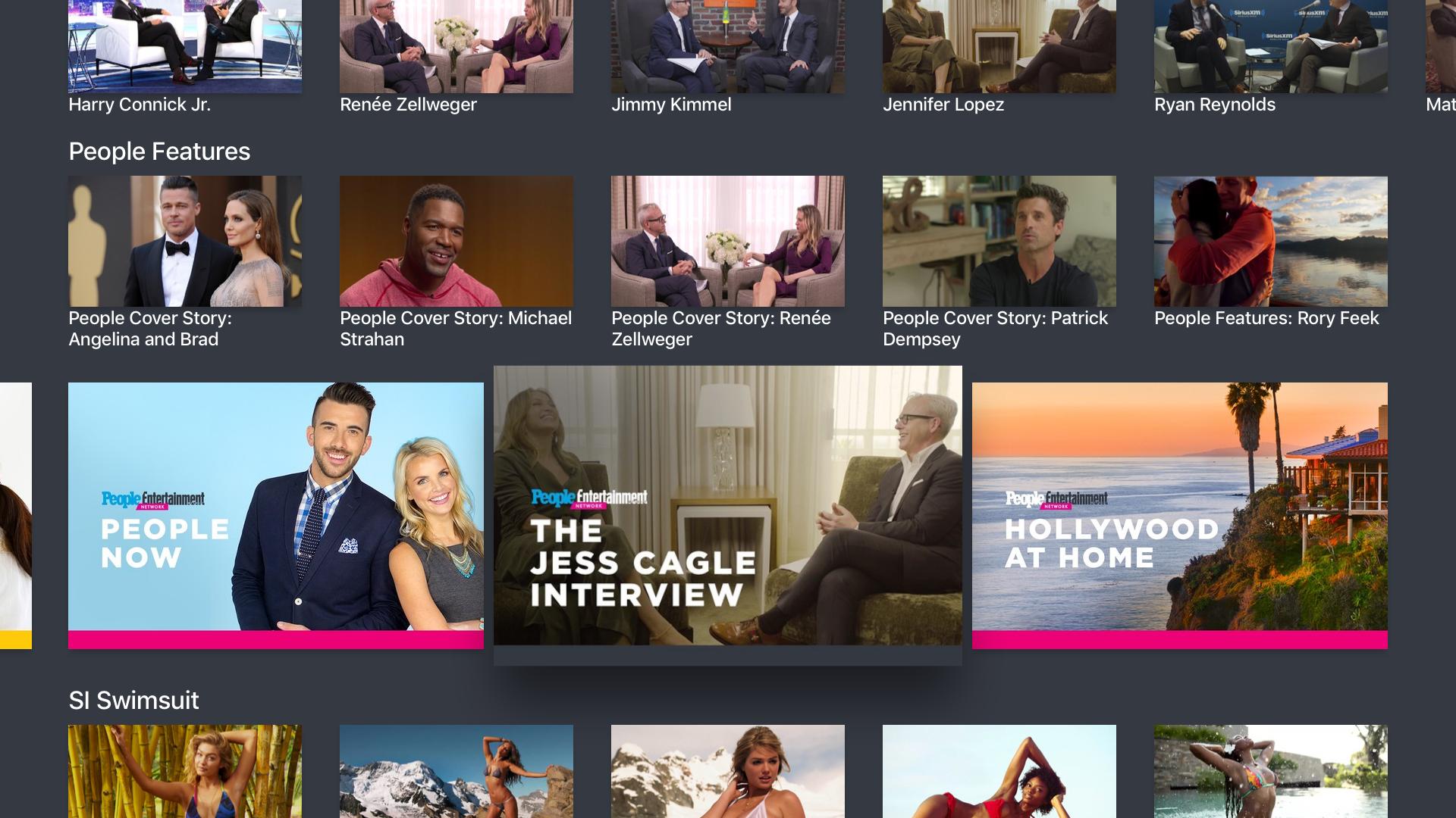 PeopleTV screenshot 14