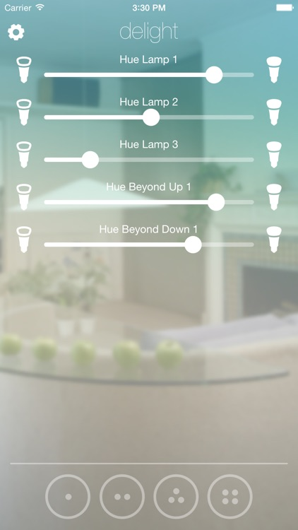 Delight for Hue