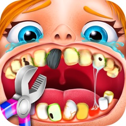 Masha Little Lovely Dentist-Kids Games