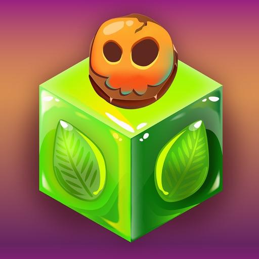 Halloween Downfall - Addicting Time Killer Game