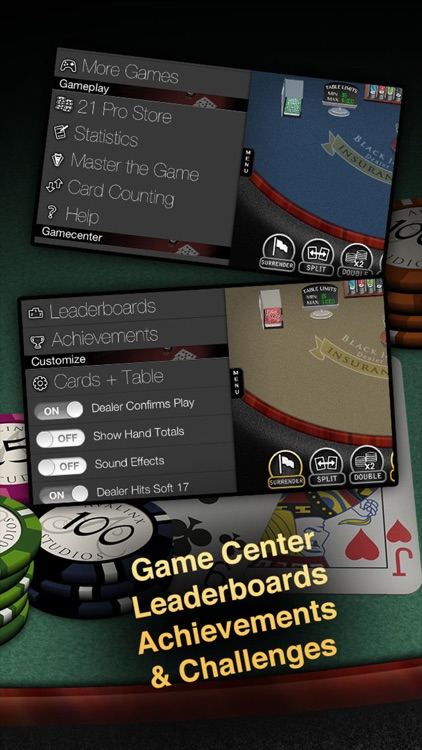 Blackjack Pro: 21 Vegas Casino screenshot-2