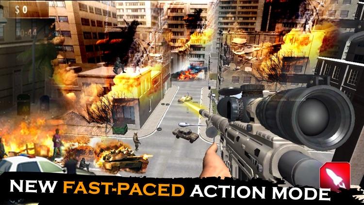 Modern City Sniper Fury:Elite Killer by leo mutasa
