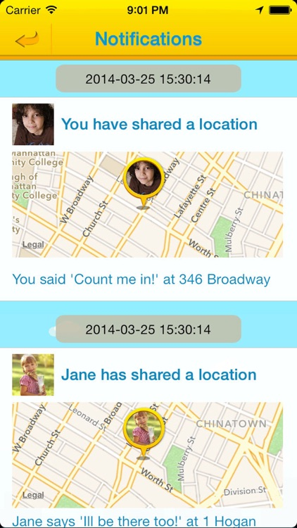 KinEye – Find my Family, Friends screenshot-3