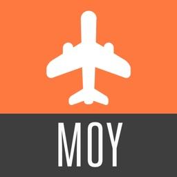 Monterrey Travel Guide and Offline Street Map
