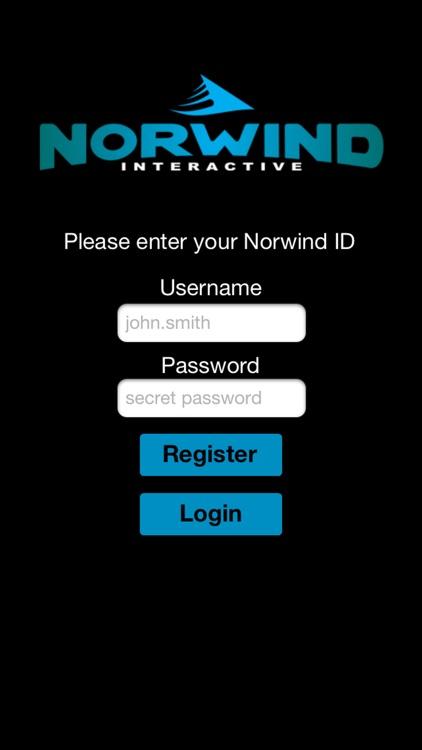 Norwind Interactive Viewer
