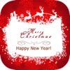 Greetings cards-Merry Christmas and New Year 2017 - iPhoneアプリ