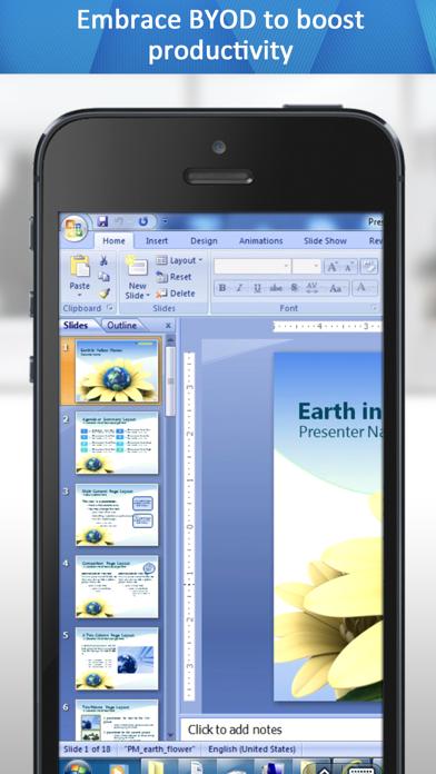 Splashtop for CACHATTOのスクリーンショット4