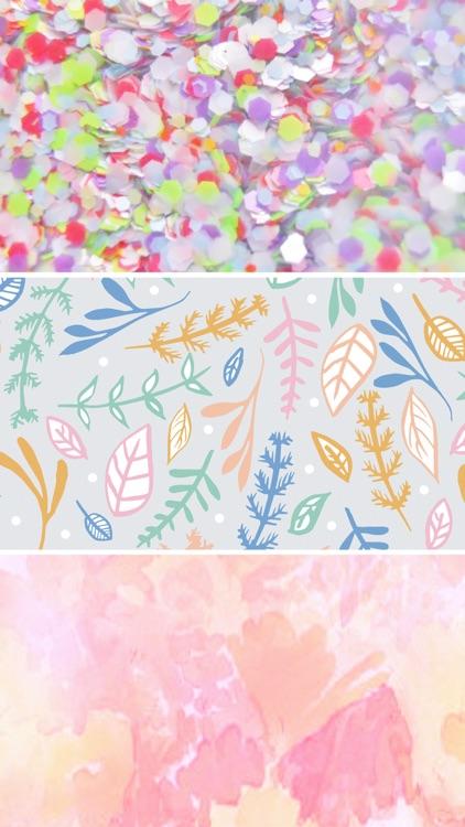 Pastel Wallpapers HD - Beautiful Pastel Patterns screenshot-3