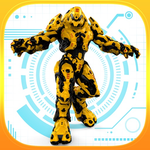 Find the Pair Super Robots: Free Matching Games