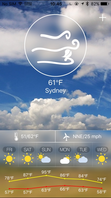 iWeather HD for 7 Days screenshot-3