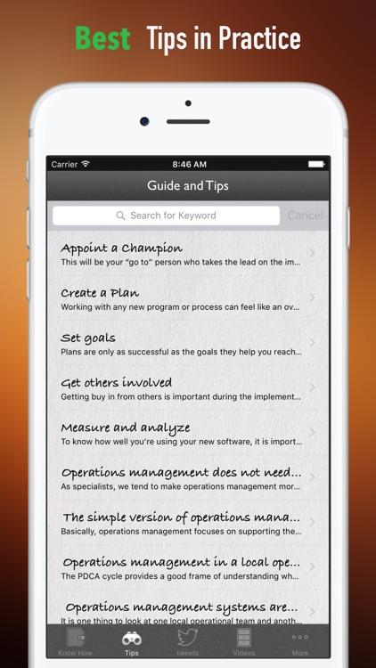 Operations Management for Beginners screenshot-3