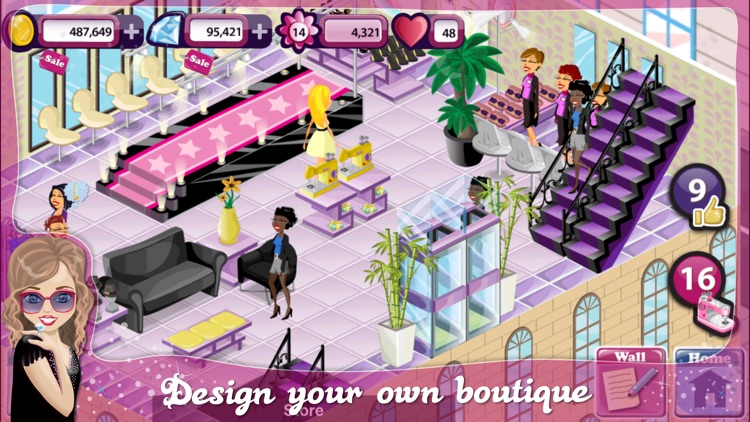 Fashion Design World screenshot-1