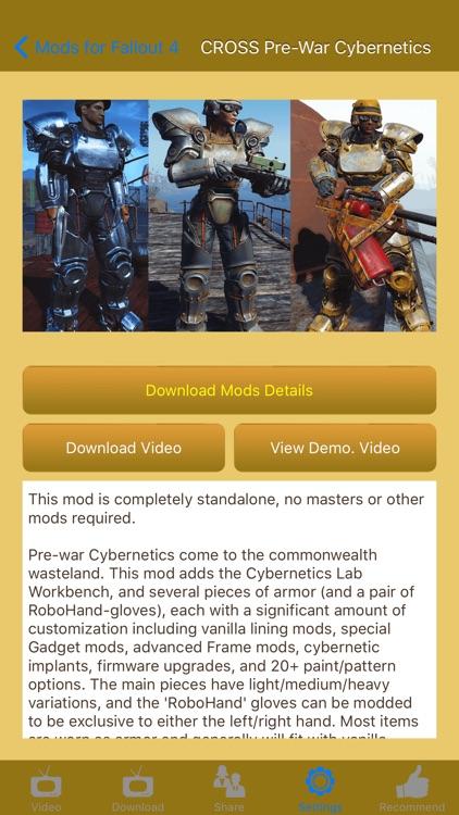 Mods for Fallout 4 (Fallout4,PC) screenshot-4