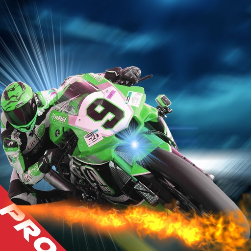 Road Motorcycle Traffic Pro - Speed on Two Wheels