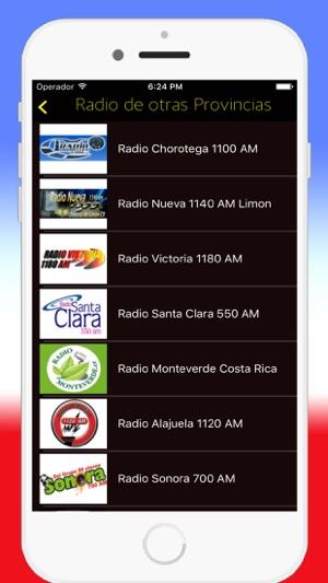 Radio Costa Rican FM - Live Radio Stations Online on the App