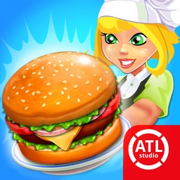 Burger Street - Cooking game