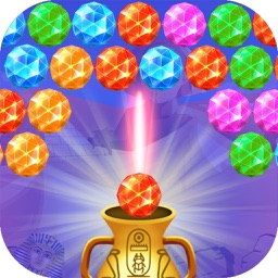 Bubble Ball Marble Shooter Mania - Jewels Shooting