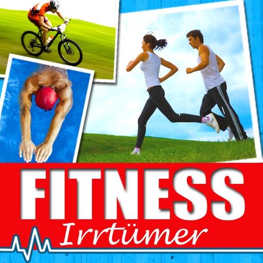 Fitness-Irrtümer - Abnehmen + Muskeln aufbauen