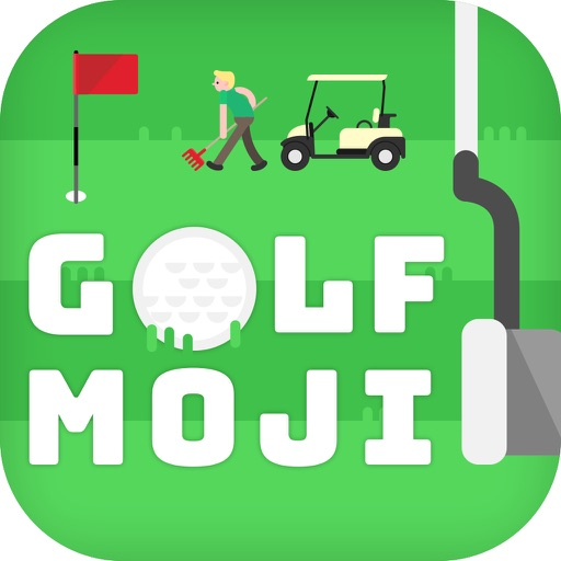 Golfmoji - Golf Emojis and Stickers