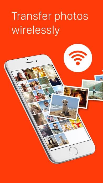 Photo Transfer - Wireless Screenshot