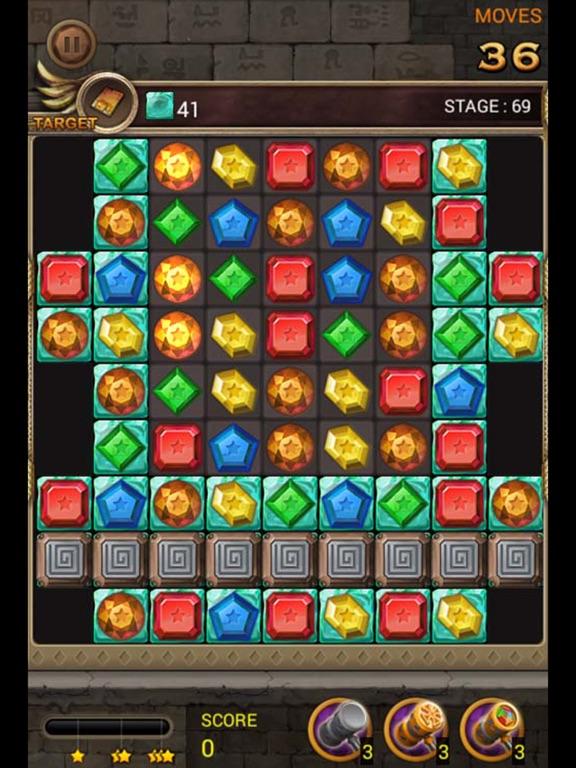 Игра Квест Храма с драгоценностями