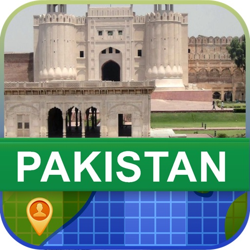 Offline Pakistan Map - World Offline Maps
