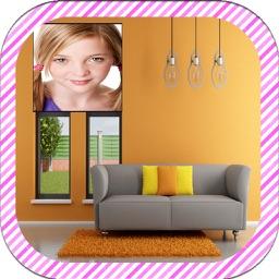 Smart Interior Photo Frame & Photo Editor