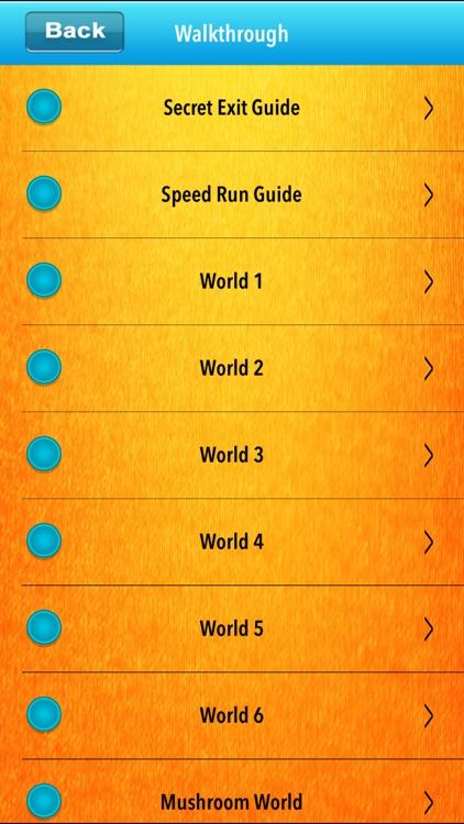 Walkthrough Guide For New Super Mario Bros. 2 screenshot-4