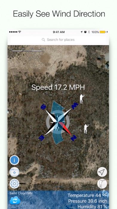 download Wind Direction for Deer Hunting - Deer Windfinder apps 3