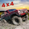 Free 3D Car Racing Games - 4x4 OffRoad Desert Rally - 3D Racing Game artwork