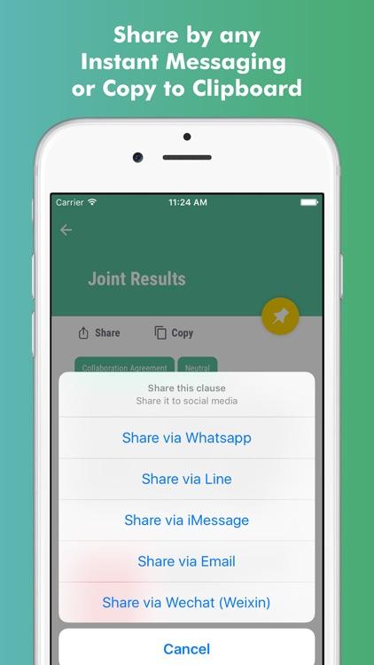 Pocket Clause screenshot-3