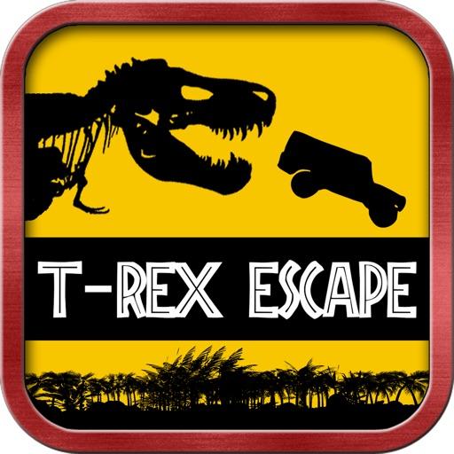 T-Rex Escape - Dinosaur Jurassic Run