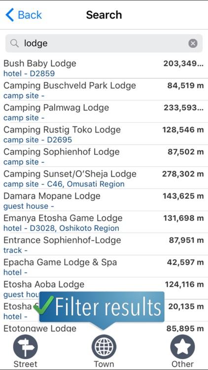 Etosha Travelmapp screenshot-3