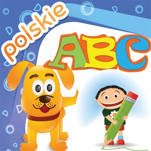 Gry edukacyjne dla dzieci - Polskie (Polish abc)