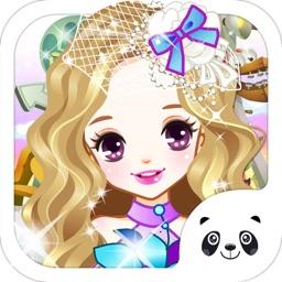 安妮的公主裙-最新最热的女孩换装游戏