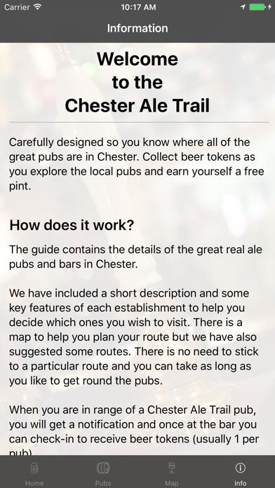 Chester Ale Trail