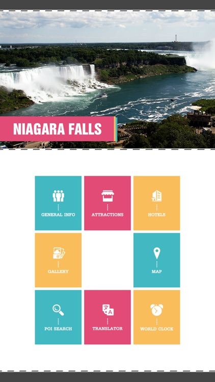 Tourism Niagara Falls screenshot-1