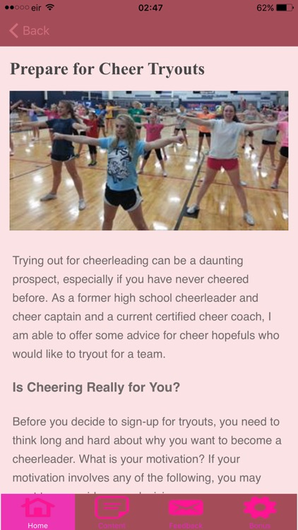 Cheerleading Cheers For Cheerleaders screenshot-4